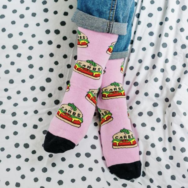 Carbs Socks2