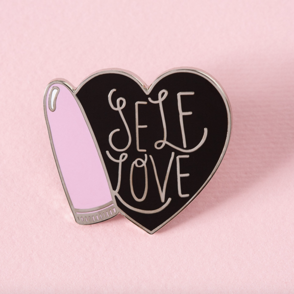 Self Love Pin